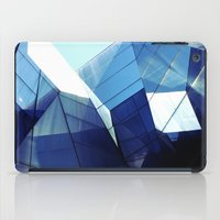 Diamond Glasses iPad Case