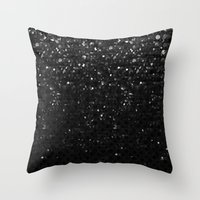 Crystal Bling Strass G28… Throw Pillow