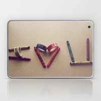 Children Love | I Love You Laptop & iPad Skin