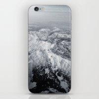 Winter Mountain Range iPhone & iPod Skin