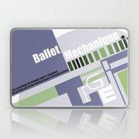 Leger Ballet Mechanique Laptop & iPad Skin
