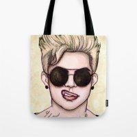 WERK BITCH Tote Bag