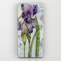 Iris Abstract iPhone & iPod Skin