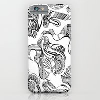 MexicandatewithMargaritas iPhone 6 Slim Case
