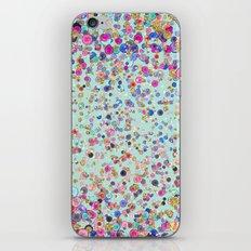 Glistening Sparkle Blur … iPhone & iPod Skin
