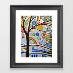 The Sound of Sunshine 3 Framed Art Print