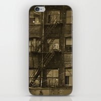 woodwards iPhone & iPod Skin