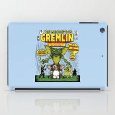 The Mischievous Gremlin iPad Case
