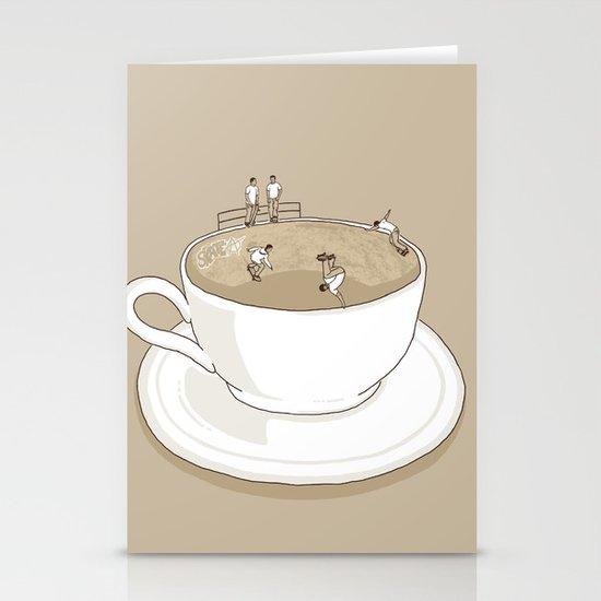Skatea Stationery Card