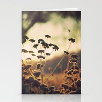 Days blur into one Stationery Cards