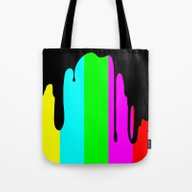 Black Out Tote Bag