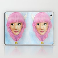 Bubblegum Queen Laptop & iPad Skin