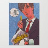 Cheap Jarvis Canvas Print