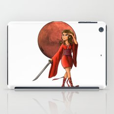 Mars Princess iPad Case