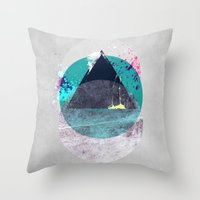 Minimalism 10 Throw Pillow