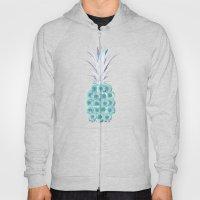 Floral Pineapple Plaid T… Hoody