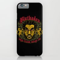 iPhone & iPod Case featuring Blutbaden by Grady