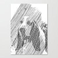 hush puppies Canvas Print