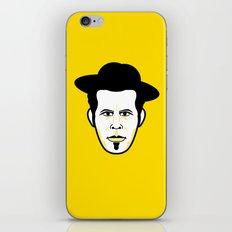 Rebellious Jukebox #11 iPhone & iPod Skin