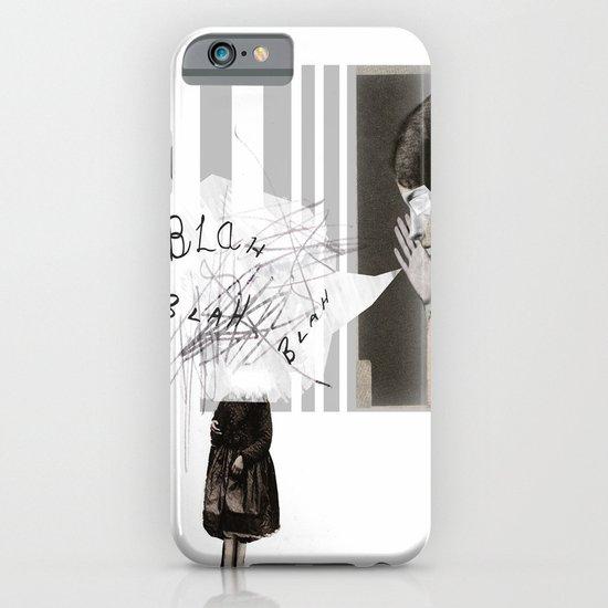 WHITEOUT: Poisoning  iPhone & iPod Case