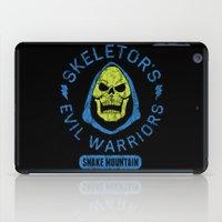 Bad Boy Club: Skeletor's Evil Warriors  iPad Case
