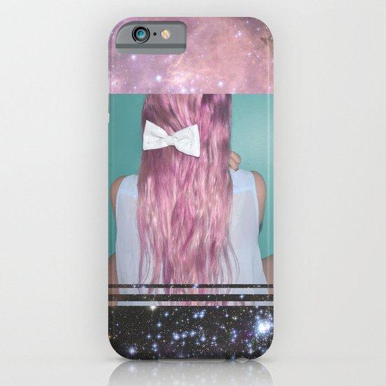 Nebula Girl iPhone & iPod Case