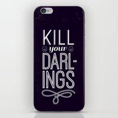 Kill Your Darlings iPhone & iPod Skin