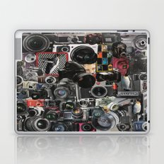 COLLAGE LOVE: How Do You See the World? Laptop & iPad Skin
