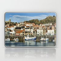 Scarborough Harbour Laptop & iPad Skin