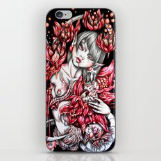 Pregnancy of Heart iPhone & iPod Skin