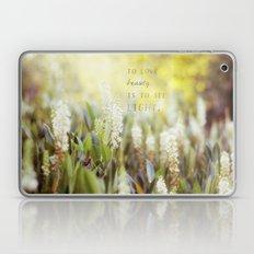See the Light Laptop & iPad Skin