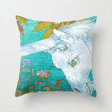 I promise to be true Throw Pillow