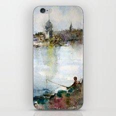 Fishing iPhone & iPod Skin