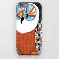 Beautiful Owl iPhone 6 Slim Case