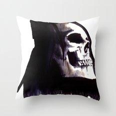 Le Mort Throw Pillow
