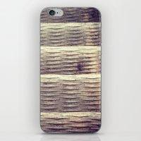 Steel Stair iPhone & iPod Skin