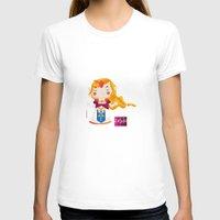 zelda T-shirts featuring Zelda by suupergirl