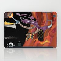 Monster Attack!! iPad Case