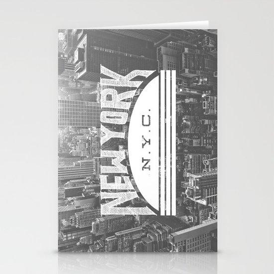 NYC Stationery Card