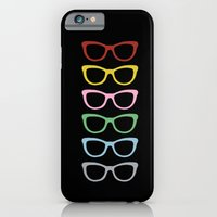 iPhone & iPod Case featuring Sunglasses at Night by Project M