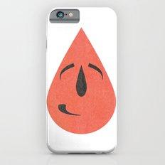 Shy smile iPhone 6 Slim Case