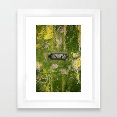 ANSWERED Framed Art Print