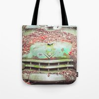 Old Chevy Blues Tote Bag
