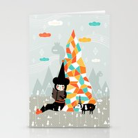 Those Magical Days... Stationery Cards