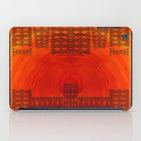 City In A Morning iPad Case