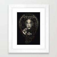 Donella Framed Art Print