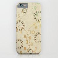 Time On Time Vintage  iPhone 6 Slim Case