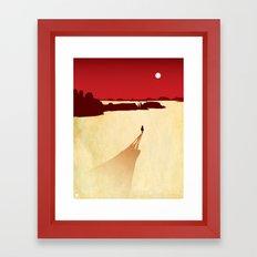 Top 3 Games 2010: Red Dead Redemption Framed Art Print