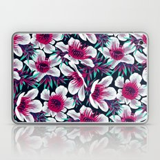 Manuka Floral Print -  Light Laptop & iPad Skin