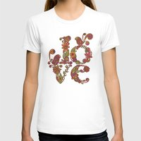 Love Womens Fitted Tee White SMALL